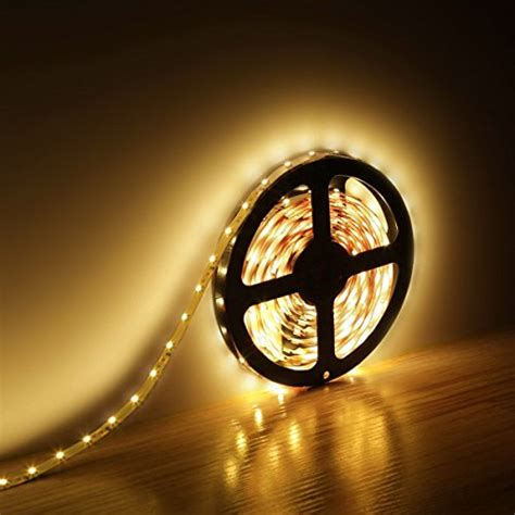 le 12v 16 4ft flexible led light strip led tape 3000k