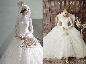 classic and elegant wedding dresses with beautiful lace With classic and elegant wedding dresses