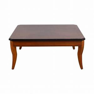 shop quality used furniture from top furniture brands With cherry wood square coffee table
