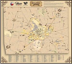 New Map Available – Historical Markers of McLennan County ...