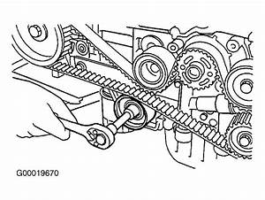 2004 Subaru Forester Serpentine Belt Routing And Timing