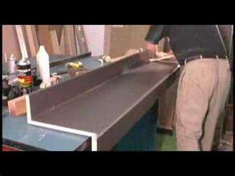 plastic laminate countertop gluing and trimming plastic laminate countertop 1544