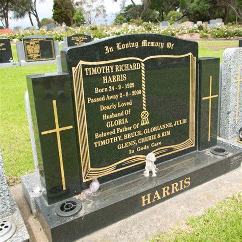 granite headstone designs marble memorial gravestones