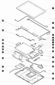 System Service Parts - Thinkpad 10