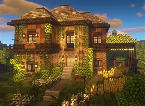 minecraft house idea minecraft farm minecraft houses minecraft mansion