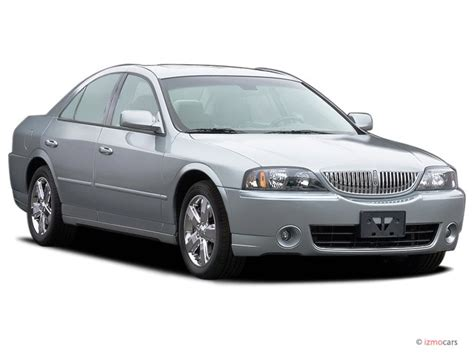 2006 Lincoln Ls Review, Ratings, Specs, Prices, And Photos