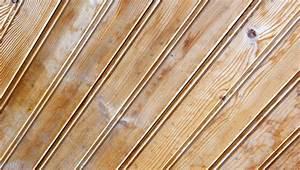 Pose De Lambris Bois : enlever du lambris ~ Premium-room.com Idées de Décoration