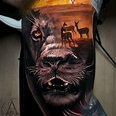 Arlo DiCristina in Tattoo of the Month June 2019 | Tattoo ...