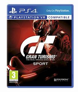 Grand Tourismo Ps4 : ps4 39 s gran turismo sport release date revealed in new ~ Medecine-chirurgie-esthetiques.com Avis de Voitures