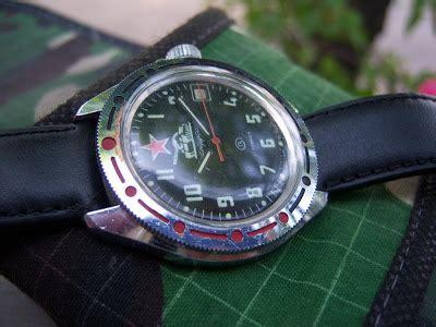 jam tangan soyuz soviet jam tangan kuno vostok soviet tank komandirskie