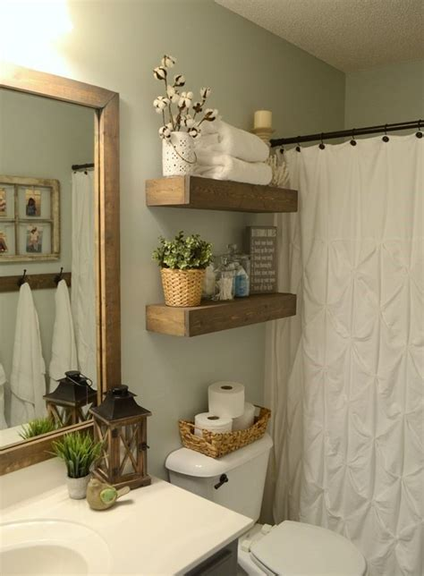 Bathroom Shelves Ideas by Best 20 Floating Shelves Bathroom Ideas On