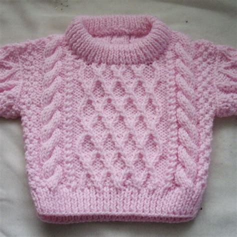 knitting baby sweater baby pullover sweater knitting pattern cardigan with buttons