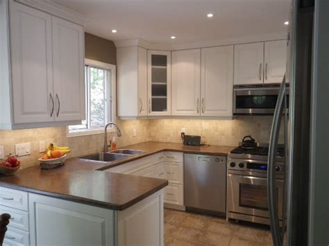 build a new kitchen on the footprint of the kitchen