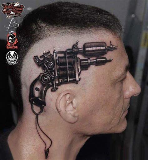 Tattoo Machine Tattoo Design  Best Tattoo Ideas Gallery