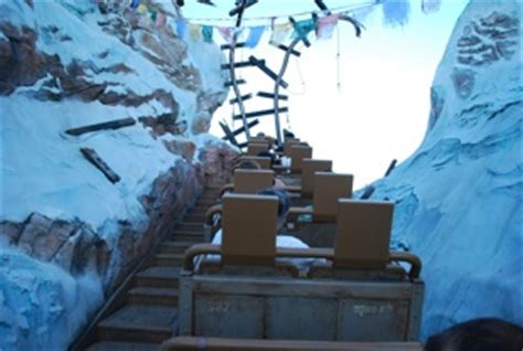 expedition everest  possibly lose  yeti