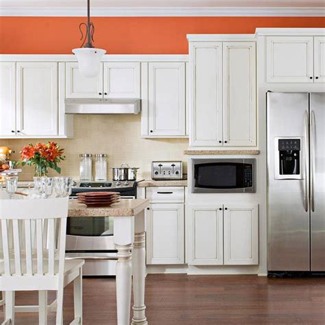 orange kitchens with white cabinets find the kitchen color scheme kitchen colors 7208