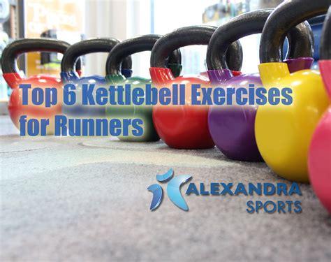 runners kettlebell exercises
