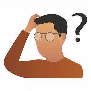 Thinking Man Clipart Png - ClipartXtras