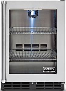 Viking Vrci1240grss 24 Inch Undercounter Refrigerator With