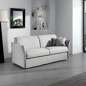 canape lit tucson systeme bed express ouverture rapide With canapé lit rapide