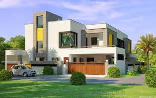 Beautiful New Home Construction Plans by 3d Front Elevation 1 Kanal Corner Plot 2 House