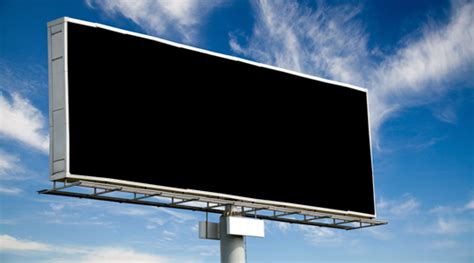 billboard template mockup your designs on 5 new outdoor templates go media 183 creativity at work