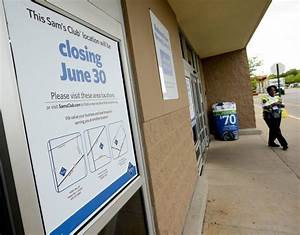 Woodridge Sam's Club closing at end of month