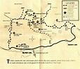 Gold Fever Trail Map   Trail maps, Road trip, Trail