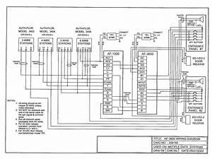 Nurse Call Wiring Diagram