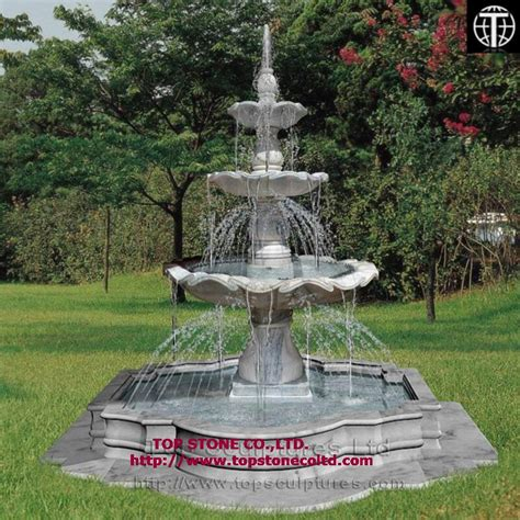 fontaine decorative exterieure jardin water china professional products supplier