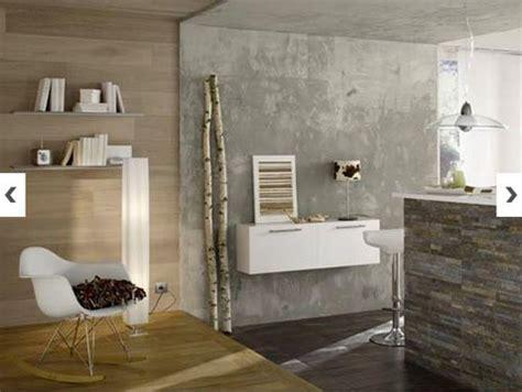 cuisine effet beton 12 peinture à effet pour les murs de la maison déco cool
