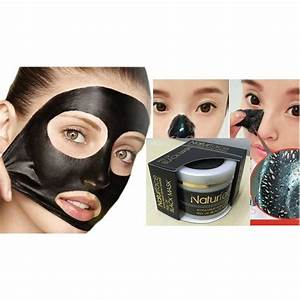 NATURFACE BLACK MASK PEEL KILLER SCHWARZE GESICHT MASKE