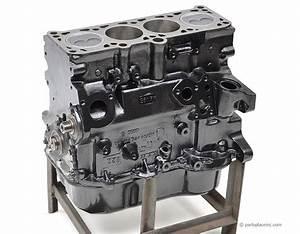 Vw 1 6l Diesel Engine Short Block 12mm Hydraulic
