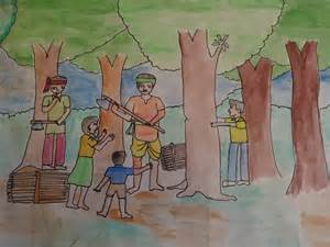 Save Tree Slogans in Hindi