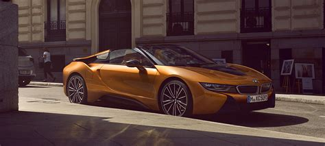 Bmw I8 Roadster Photo by Bmw I8 Roadster La Nuova Versione Della In Ibrida