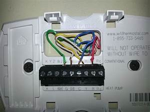 Six Wire Thermostat