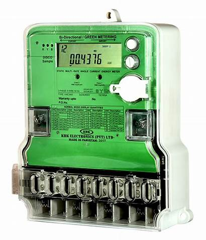 Meter Phase Three Energy Bi Directional Current