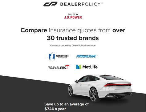 Dealerpolicy insurance agency is currently licensed in all states except hi and ak. FastPass™ fueled by J.D. Power   DealerPolicy Insurance Agency