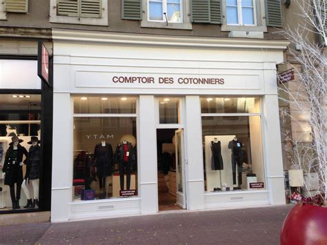 Cotonniers Des Comptoirs by Comptoir Des Cotonniers Colmar 171 Atelier Enseignes