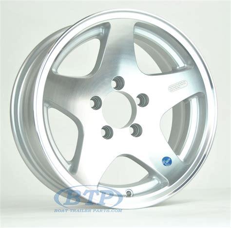 Boat Trailer Wheels by Aluminum Boat Trailer Wheels