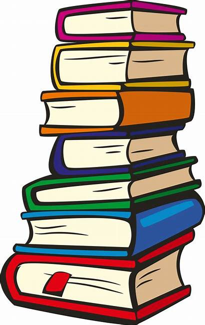 Stack Books Clipart Science