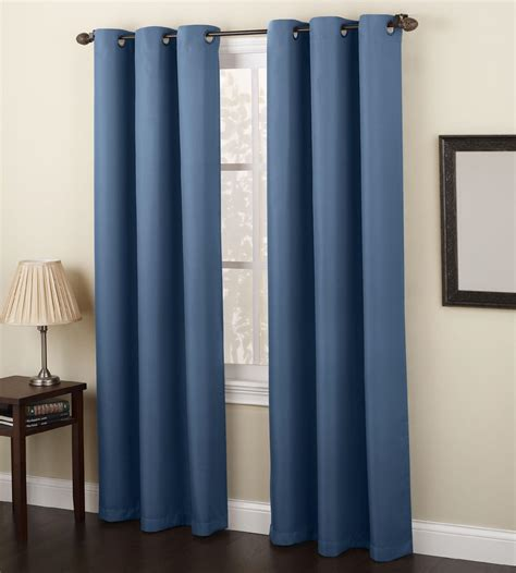 Sears Window Curtains Drapes by Colormate Summit Print Window Panel Sears
