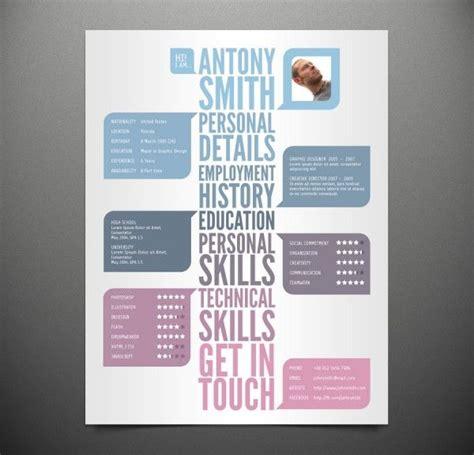 Creative Resume Template Maker by Best 25 Creative Cv Ideas On Creative Cv Design Layout Cv And Creative Cv Template