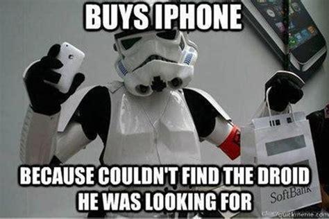 Droid Meme - 29 star wars puns so dumb you ll feel bad for laughing smosh