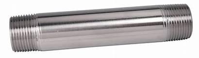 Conduit Steel Stainless Nipple Nipples Window Close