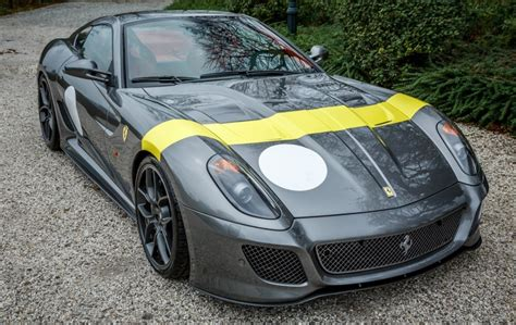 Jamesedition collects the crème de la crème of the finest ferraris available for sale around the world. Four Ferrari 599 GTOs For Sale In The Netherlands   Carscoops