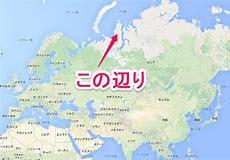 シベリア地図 に対する画像結果