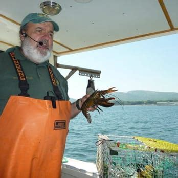 Lulu Lobster Boat Ride Review by Lulu Lobster Boat Rides Boat Charters Bar Harbor Me