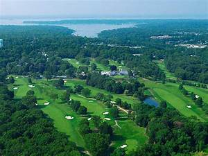 Fresh Meadow Country Club In Lake Success  New York  Usa