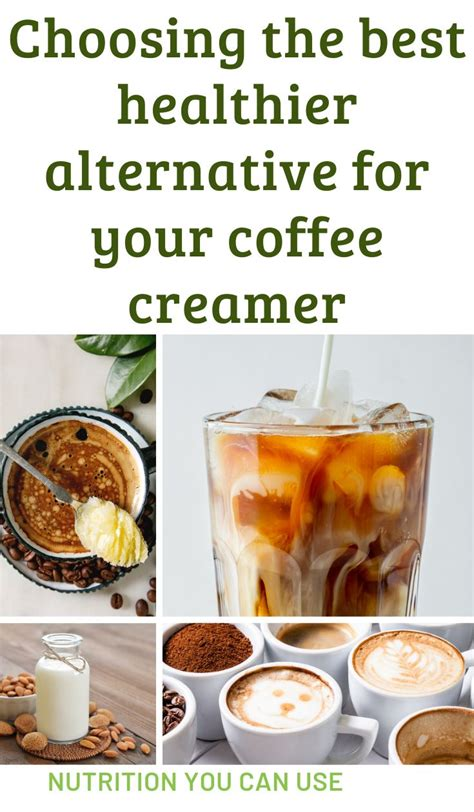 Some of these are simple alternatives or products you buy from the store. Finding a Creamer Substitute - How to Up Your Game | Creamer substitute, Coffee creamer ...